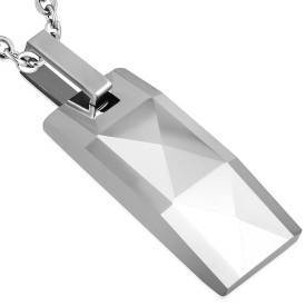 """Tungsten Carbide"" Ketting"