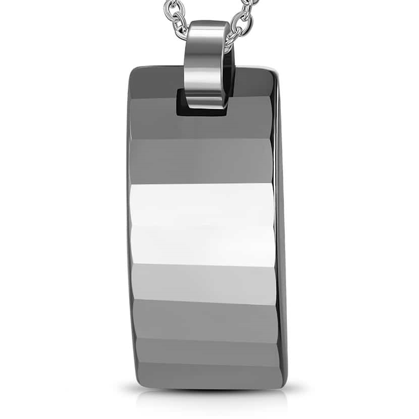 """Blog Tungsten"" Ketting"
