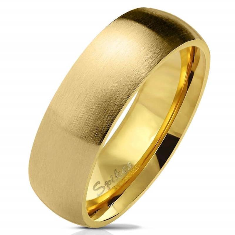 ring golden