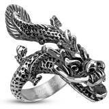 "Ringen ""China Dragon"" Staal"