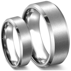 """Steel"" RVS 316L ring"